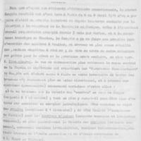 N°10 - 15 avril 1944, Compte rendu du Congrès de Paris (6-8 avril 1944).