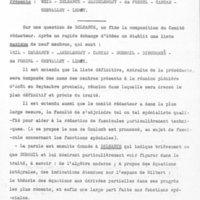 Traité d'Analyse. Réunion du 14 Janvier 1935.