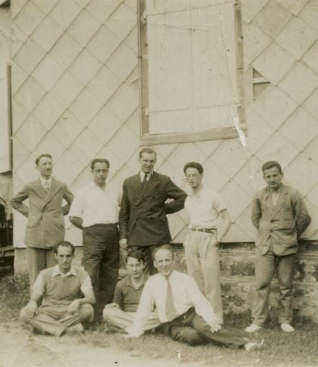 Congrès de Besse 1935